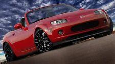 Spoilerlippe Mazda MX5 MKIII MK3 NC Bj. 05-09 Frontspoiler Spoiler Diffusor