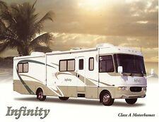Prospekt brochure USA Four Winds Infinity Motorhome 2003 Reisemobil Wohnmobil
