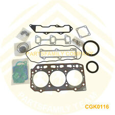 Engine Gasket Kit Yanmar 3TNE88 3TNV88 Diesel Excavator Skid Loader and Truck