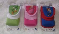 Nintendo DS Character Super Mario Game Sleeve, choose from 3 characters.