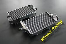 aluminum radiator Honda CR250R/CR 250 R 2000 2001 Left &Right