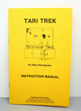Tari Trek Original Instruction Manual - Atari 400/800 - RARE - Fast US Shipping