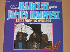 BARCLAY JAMES HARVEST -Early Morning Onwards- LP