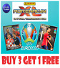 Adrenalyn XL Road to Euro 2020 RARE SPECIAL INVINCIBLE CARDS *BUY 3 GET 1 FREE*