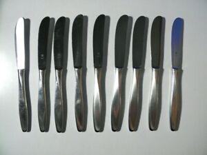 9 Messer von WMF - Modell Hamburg - Cromargan * 21,2cm * Speisemesser *