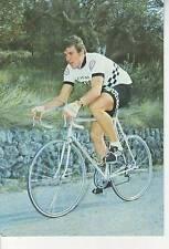 CYCLISME carte cycliste GREGOR BRAUN équipe PEUGEOT- ESSO
