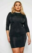 Yours Clothing .Plus Size Limited Collection. Navy.Bodycon Dress BNWT Size 20
