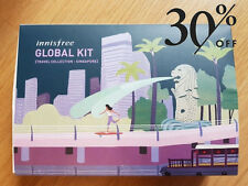 [Innisfree] 2017 Global Kit Singapore Travel Collection Set Easy to Carry_1 Left