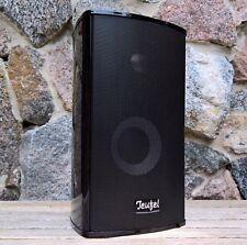 Teufel IP 400 F Lautsprecher * 2-Wege Satelliten * Hochglanz schwarz IMPAQ *