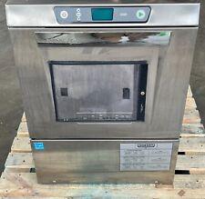 Hobart Lxer Advansys Undercounter Hi Temp Commercial Dishwasher Beautiful