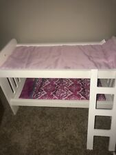 18 inch doll bunk bed perfect for your American Girl dolls