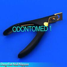 Gold Tip Salon Artificial Nail Clipper Acrylic Gel UV False Nail Cutter Nipper