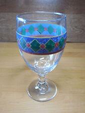 """Pfaltzgraff AMALFI CLASSIC Glassware 16 oz Iced Tea 7"""" 1 ea         12 available"""