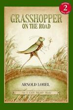 Grasshopper on the Road (I Can Read Book 2) by Arnold Lobel, Good Book