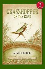 Grasshopper on the Road (I Can Read Level 2) Lobel, Arnold Paperback