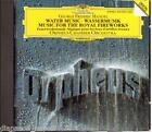Handel: Water Music, Royal Fireworks / Orpheus Chamber Orchestra - CD Deutsche