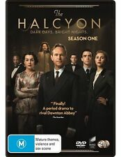 The Halcyon (DVD, 2017, 2-Disc Set)