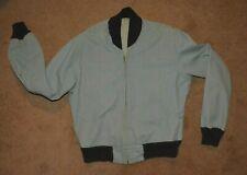 Vintage 1950's mens jacket with Talon zipper    Back to the Future  Biff Jacket