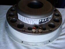 "Phase Linear Aliante 10""  Excellent S/Q woofer"