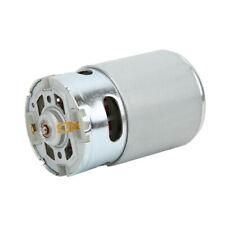 Rs 550 Motor 12 20 Volt Dc 22k Rpm Torque Drill Robot Electric Round Shaft