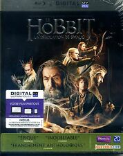 LE HOBBIT  la DESOLATION DE SMAUG  bluray+ COPIE DIGITAL  neuf ref 0209163