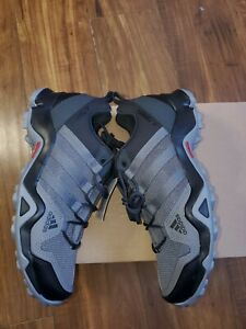 NEW Adidas AX2R Terrex Men's Outdoor Hiking Shoes Athletic Gray Black  Size (8.5