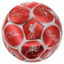 Liverpool FC 2019 Official Gift Size 5 Adult Ball Signature Football Red LFC
