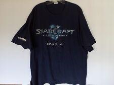 Starcraft II Wings of Liberty Game-Stop 27x29 T-Shirt XL BB01