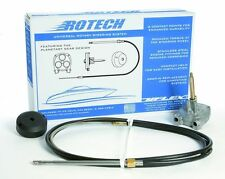ROTECH STEERING CABLE KIT OUTBOARD INBOARD 8 - 20 FT ROTARY STYLE UFLEX