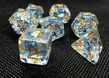 RPG Würfel Set 7-teilig Poly Tabletop DnD dice4friends Rollenspiel w4-w20 Top