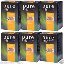 Pure tea rooibos Orange & caramelo - 6 FS cuanto 25 bolsas de té 3g teeportionen