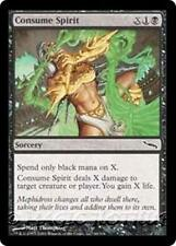 CONSUME SPIRIT Mirrodin MTG Black Sorcery Com