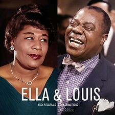 Ella Fitzgerald / Louis Armstrong - Ella & Louis [New Vinyl LP] Gatefold LP Jack