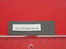 ECCOSORB FGM-40 Absorbermaterial  2 – 12 GHz free space absorber