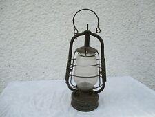 Ancienne lampe tempête lanterne L'indispensable années vers 1900