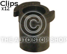 Clips Emblem Clips - Push on Fixing 8,2 MM Renault Master - Zoe  9612re 12 Pack