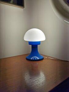 Vintage Retro Space Age Lamp 70s Plastic Glass Pop Art