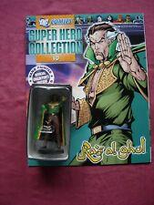 Ras Al Gul #10 DC Comics Super Hero Collection Fig & Mag Eaglemoss 2008 VFN
