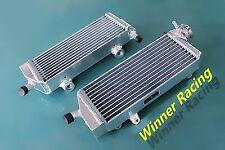aluminum radiator KTM 250/350/450/505 SXF/SX-F/SXS-F/XC-F 2007-2015