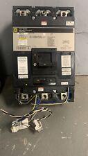 Square D Circuit Breaker 519568P15 / 450 Amp / 500V / 3 Pole