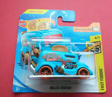 HOT WHEELS - ROLLER TOASTER - FAST FOOD - SHORT CARTE - GHC08 - R 6877