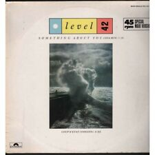 """Level 42 Vinile 12"""" Something About You (Sisa Mix) Polydor 883 362-1 Nuovo"""