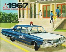 1967 Dodge Polara POLICE CAR, Refrigerator Magnet, 40 MIL