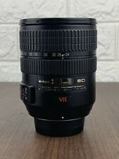 Nikon NIKKOR AF-S AFS VR ZOOM 24-120mm f/3.5-5.6G IF-ED Lens Excellent Japan