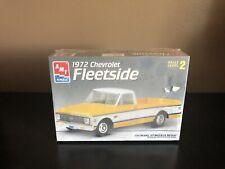 1972 Chevrolet Fleetside - AMT ERTL - 1:25 Model Kit - 6691 - Pickup Truck