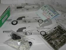 Modellismo 90 1/43 KIT K.047 BRM P201 F.1 Spanish GP 1975 Bob Evans NEW