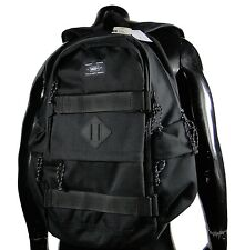 Vans 2016 Carry Jetter SkatePack Mens Black/Black Backpack School Laptop Bag