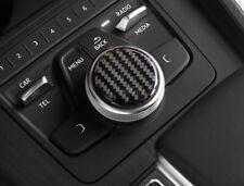 Multimedia Drehknopf Abdeckung Blende Passend Für Audi A4 B9 S4 RS4 A5 S5 RS5 Q5