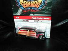 2010 Larrys Garage #3 PURPLE PASSION WOODIE woody black