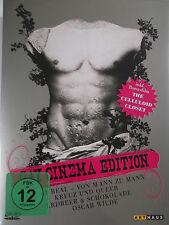 Gay Cinema - Erdbeer & Schokolade - Kreuz und Queer - Von Mann zu Mann - schwul